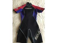 Ladies wetsuit size 10