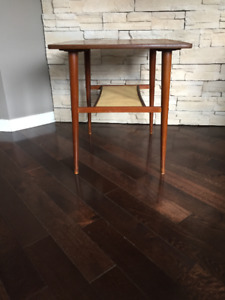 Table de Coin en Teck ** Mid Century ** Teak End Table