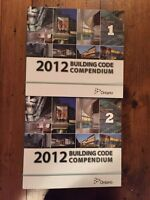2012 Ontario Building Codes For Sale