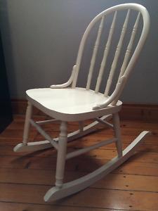 Chaise berçante - « tricoteuse » antiquite