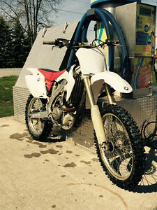 08 HONDA CRF450 FOR SALE - PRICE DROP ONLY $2700 COME AND GET IT