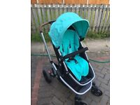 Xpedior Pram And Pushchair Travel System