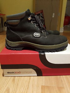 Ecko unlimited suede winter boots size 10.5 with box