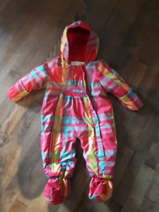 6 month Nano fall suit