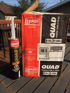 Window and Door Sealant -Lepages Quad
