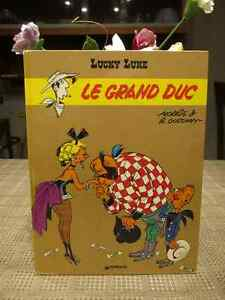 3  BANDES DESSINÉES     LUCKY LUKE