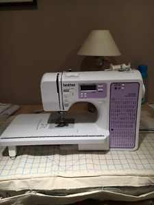 Brother SC9500 sewing machine