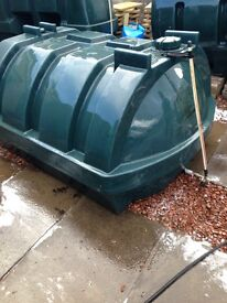 Oil tank other tanks availible can be delivered