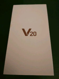 LG V20 PHONE 4 GB RAM 64'GB STORAGE 4K VIDEO