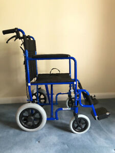 Transport Chair-Lightweight Expedition with Brakes