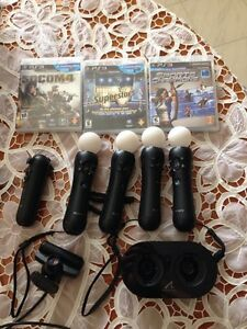 Ensemble de PlayStation move