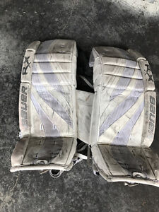 "30"" + 1"" Bauer RX6 Limited Edition Junior Pads"