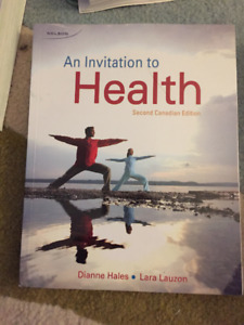 Nursing Textbook for Sale: An Invitation for Health 2nd Edition