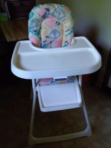 Family games,High chair, futon, toys