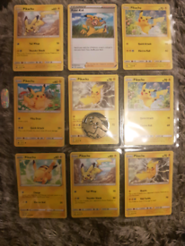 Pokemon cards mint/gem mint