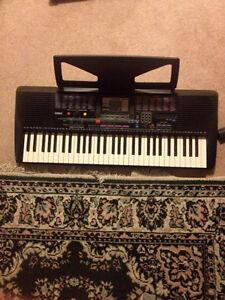 Yamaha PSR-250 Keyboard for sale