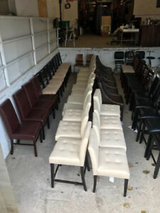 EVEN MORE Modern Chair and Stools ONLY $10 each!