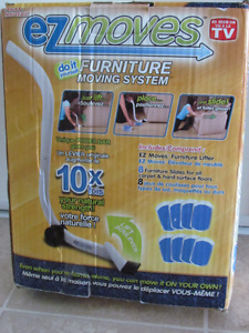 FURNITURE LIFTER/MOVING SYSTEM