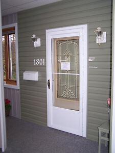 CLEAR-OUT STORM DOORS, WINDOWS, SHUTTERS, GLASS LITES, & LOUVRES London Ontario image 3