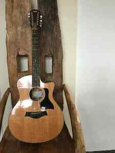 Magnificent 356ce 12 string Taylor