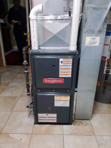 HVAC - GAS/PROPANE FURNACE AND AC PACKAGES AVAILABLE
