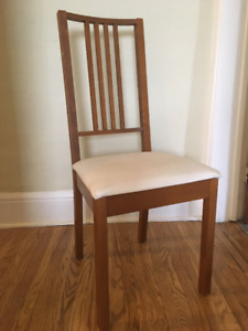 Dining chair x4