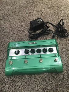 Line 6 dl4 delay and looper pedal