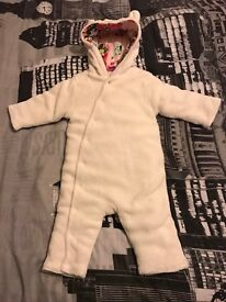 Baby's Ted Baker Pram Suit size 9-12months