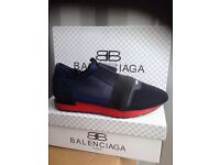BALENCIAGA RACE RUNNERS // All Colour