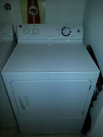 GE Washer and Dryer in excellent condition
