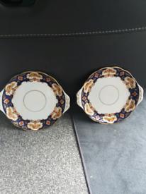 Royal Albert bone China serving plates