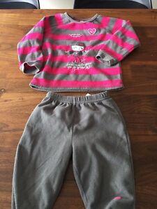 Lot de pyjamas pour bébé fille