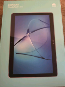 Huawei T3 10 inch tablet brand new $300