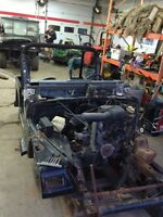 Jeep tj tub with onership and other parts