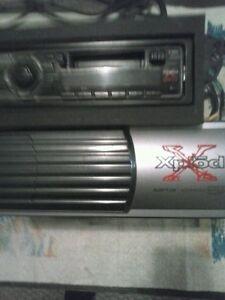 SONY Xplode 10 DISC CD RADIO