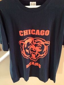 NFL Chicago Bears football tshirt