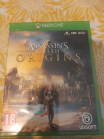 Assassins Creeds Origins (XB1)