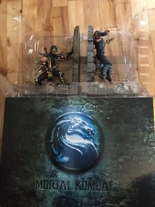 PS 3 Mortal Kombat Kollector's Edition NO GAME INCLUDING