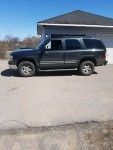 2004 chev tahoe for sale or trade for a honda/acura