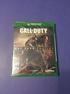 Call Of Duty Advanced Warfare Day Zero Edition - NEW IN PLASTIC