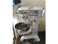 Buffalo dough mixer