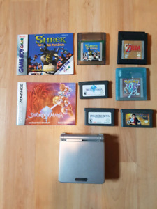 Gameboy and Gameboy Advance Games & System