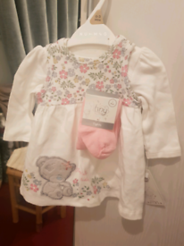 Baby girls dress brand new with Tag