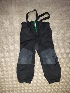 5T Old Navy Ski Pants / Bibs - good condition