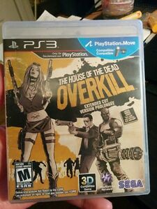 The House Of The Dead Overkill (PS3)