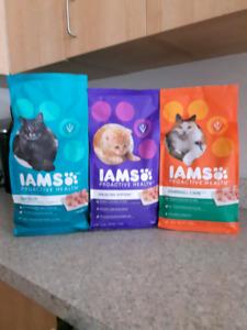 Nourriture pour chat IAMS