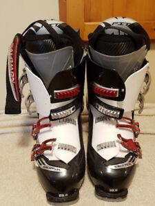Salomon Mission Downhill Ski Boots