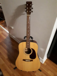 Mansfield Acoustic guitar
