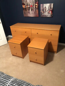 Bedroom Set - IKEA - 3pcs