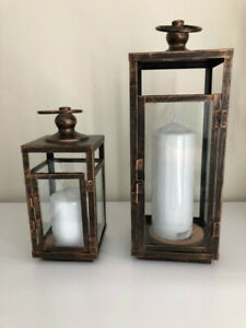 Candle Holders / Stands - Set of two